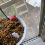 完全食で菜食な超節約食の作り方|穀食カレー丼①🍛🍚