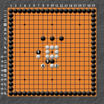 19路詰碁超難問 変化図8