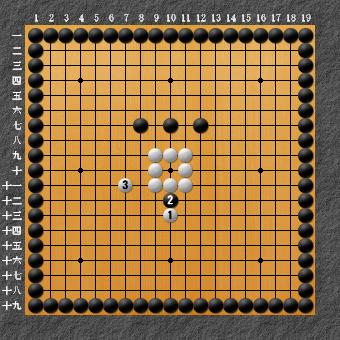 19路詰碁超難問 123