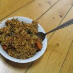 【レシピ】テレパシーから教わった伝説の料理の作り方|完全穀食カレー丼「賢者の石」②🍛🍚
