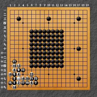 六死七生 失敗図2-4