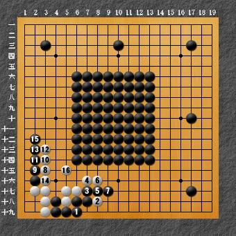六死七生 正解図1-6