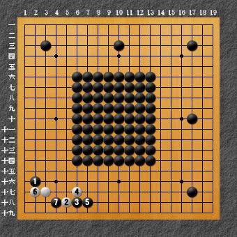 六死七生 正解図1-2