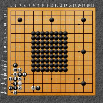 六死七生 失敗図2-3