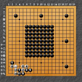 六死七生 正解図1-3
