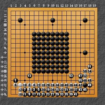 六死七生 変化図1-3