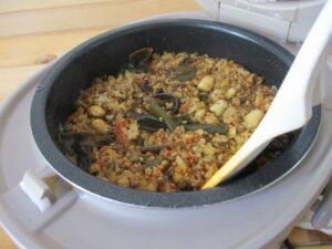 混ぜて炊くだけの完全食