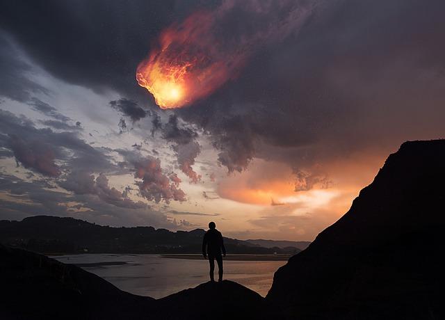 巨大隕石の地球への衝突を防ぐ有効な方法は何?|テレパシーからの挑戦問題02