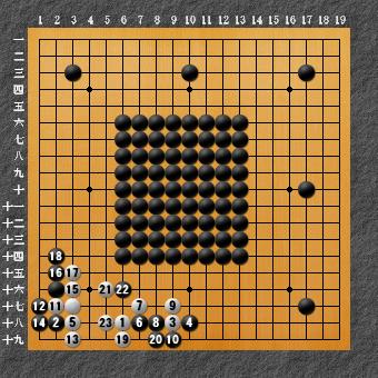 六死七生3 失敗図6-1