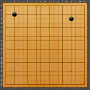 囲碁ひも理論2 出題